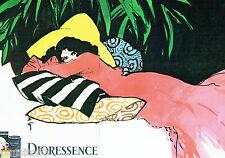 PUBLICITE ADVERTISING  016 1979  Christian Dior  par René Gruau (2p) parfum