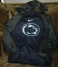 Penn State Nittany Lions Nike Therma Fit hoodie sweatshirt YOUTH small Dri-ft