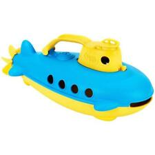 GREEN TOYS - Submarine Yellow Cabin - 1 Toy