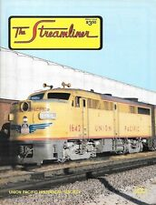 The Streamliner V4 N2 Alco FAs Overland Route UP Utah Division Oil Cars Markers