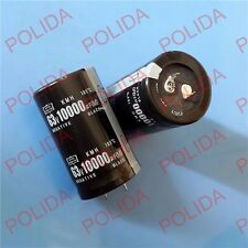 1PCS AUDIO Electrolytic Capacitor NIPPON size: 30*50mm 10000UF63V/63V10000UF