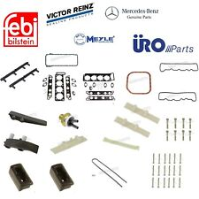 Mercedes R107 SL560 High Quality Kit Head Bolts Gaskets Timing Chain Guide