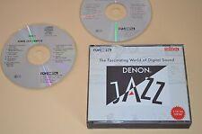 DENON Jazz-The fascinant World of Digital Sound/W. GERMANY/2cd BOX/RAR