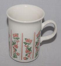 Churchill Pink Trellis Roses Mug Made in England