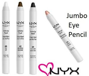 NYX Jumbo Eye Pencil, Choose Your Shade