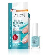 Eveline Peel-Off Sleeping Mask Rebuilding-Nourishing Nail Mask Strengthen Harden