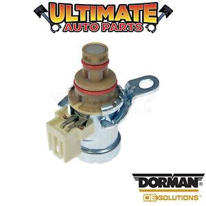 Dorman 926-378 (62TE / 6 Speed Automatic) Transmission Torque Converter Solenoid