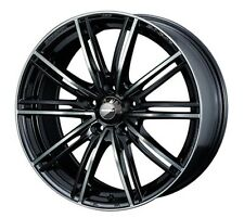 WedsSport SA-54R Wheels 7.0J-17 +48 rims for SUZUKI SWIFT SPORT Made in JAPAN