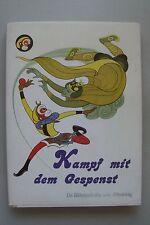 Kampf mit dem Gespenst Bilderbuchreihe vom Affenkönig 1984