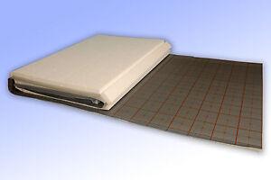 Rolldämmung 30-3 mit Rasterfolie für Fußbodenheizung Tackersystem