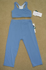 NEW LIONESS FITNESS CAPRI PANT & TOP WORKOUT GYM S SMALL