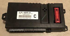 #XL34-14B205-CB Ford F150 4x4 GEM Multifunction Computer Module 2000
