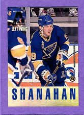 1993-94 Leaf Gold All-Stars #9 Luc Robitaille/Brendan Shanahan