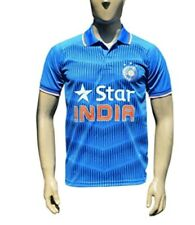 Star India Jersey Cricket Board of Control for Cricket in India size 34 New Tags