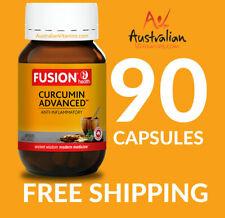 Fusion Health Curcumin Advanced 90 Capsules - Fusion Curcumin - 90 Capsules