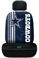 Dallas Cowboys NFL Team Logo Printed Car Seat Cover Offically Licensed