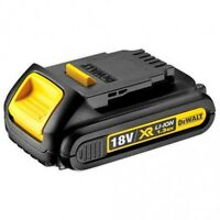 NEW Genuine DeWALT DCB185 18V 1.3AH XR LI-ION Battery
