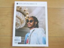 Highsnobiety Magazine F/W 2017,Future,Gucci Mane & Playboi Carti,Maisie Williams