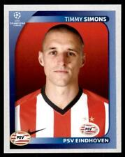 Panini Champions League 2008-2009 - PSV Eindhoven Timmy Simons No.425