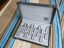 TAG HEUER - Scatola box vintage per 16 orologi