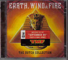 Earth Wind&Fire-The Dutch Collection 2 cd album