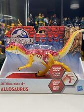 Hasbro Jurassic World Figure Biters and Bashers Allosaurus New