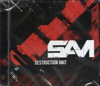 SAM - Destruction Unit (2008 CD) New & Sealed
