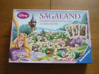 Disney SAGALAND Rapunzel - Ravensburger - Absolut TOP
