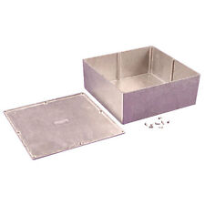 Hammond 1550 Diecast Aluminium Enclosure 250x250x101mm Project Case Box