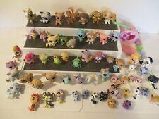 Lot 60 Littlest Pet Shop Figures