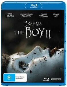 Brahms - The Boy II Blu-ray