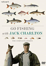 Go Fishing With Jack Charlton: The Complete Series DVD NEW