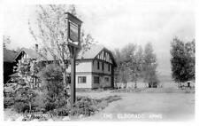 Photo. ca 1954. Okanagan Mission, BC Canada. Eldorado Arms