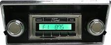 1968 69 70 71 72 Ford Truck Radio USA-630 II AM/FM Radio Aux MP3 USB 300 Watt