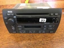 CADILLAC GM RADIO TAPE CD PLAYER Seville Deville 2001-04 25751876, 25739874 U1R