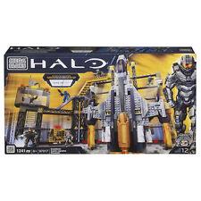 Halo Mega Bloks Countdown UNSC Sabre/Gantry 97017 Fan's Choice Winner - Halo 4