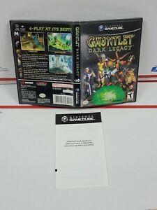 CASE ONLY, Gauntlet Dark Legacy Nintendo Gamecube