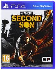 Juego Sony PS4 Infamous Second son Pgk02-a0000825