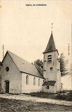 CPA Église de Collegien (472150)