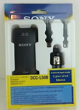 Sony Car DC Adapter Charger DCC-L50B for Handycam Cybershot Mavica