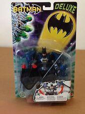 """DC Comic Batman Deluxe 6"""" Action Figurine Rise Of The Sin TZ1J Sky Stike Batman"""