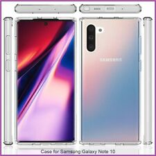 Samsung Galaxy Note 10 Ultra Hybrid Case - Crystal Clear (2019)