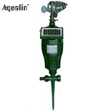 Bird,Dog,Cat Repellent Water Repeller Jet Spray Animal Repeller With Solar Panel