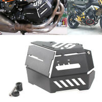 Radiator Water Coolant Reservoir Tank Guard Cover for Yamaha MT-09 FZ-09 14-2016