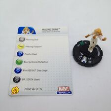 Heroclix Hammer of Thor set Moonstone #022 Uncommon figure w/card!