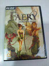 Faery Legends of Avalon - Juego para PC DVD-Rom - 3T
