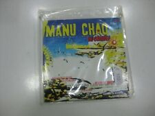 MANU CHAO CD SINGLE EUROPE LA CHINITA 2001 PROMO