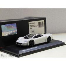 VOLKSWAGEN NARDO W12 COUPE WHITE Kyosho Model 1/64 #KS07050A12