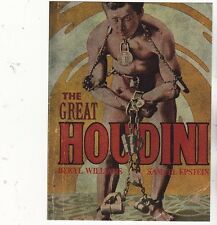 "+PC-Postcard-""Great HOUDINI""..World Famous Magician-/Cover on Postcard/ (B343)"