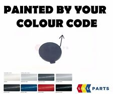 NEW VW POLO 09-13 FRONT BUMPER TOW HOOK COVER CAP PAINTED BY YOUR COLOUR CODE